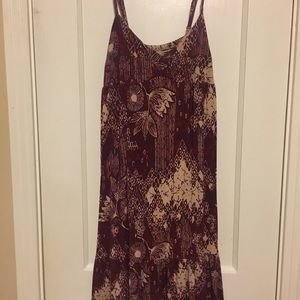 UO dress, just above the knee length